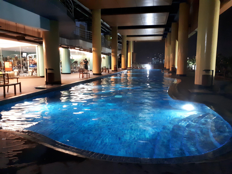Kolam Renang Merlynn Park Hotel Jkt Akwnulis